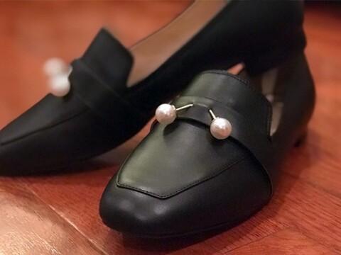 Wear to Work: Feminine Loafer