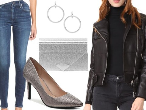 Weekend Wear: The $55 Moto Jacket You're Going to Love