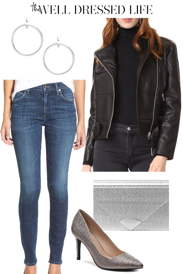 The $55 Moto Jacket You're Going to Love - The Well Dressed Life