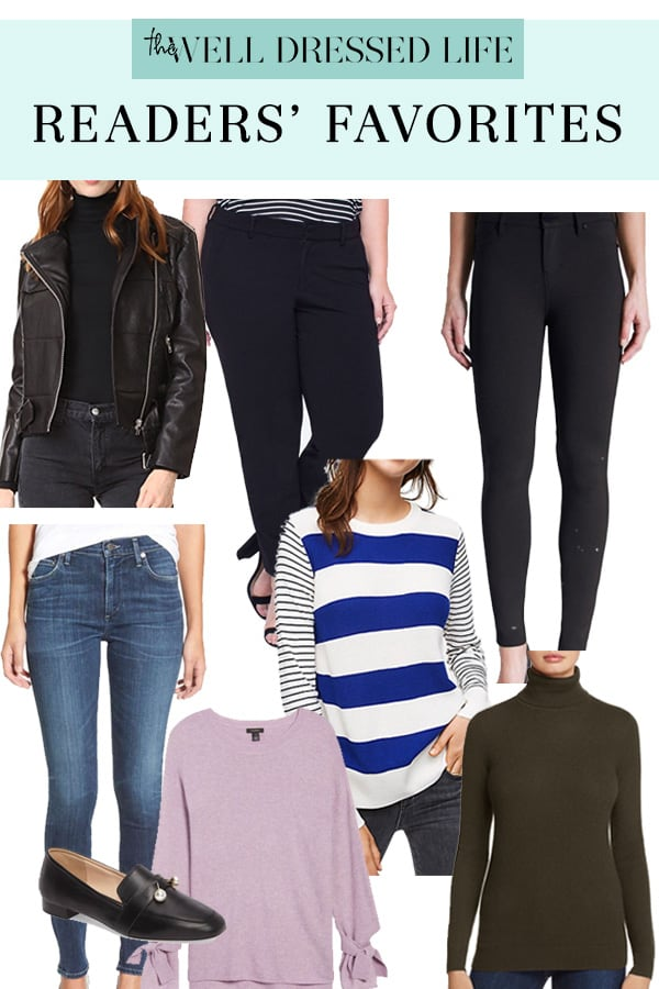 Readers' Favorites - January - The Well Dressed Life Blog