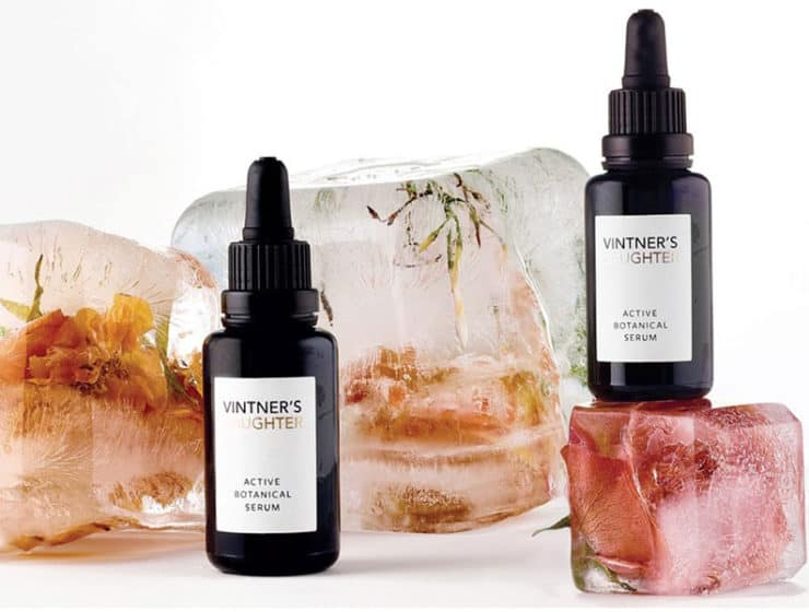 Vinter's Daughter Botanical Serum Giveaway from The Well Dressed Life