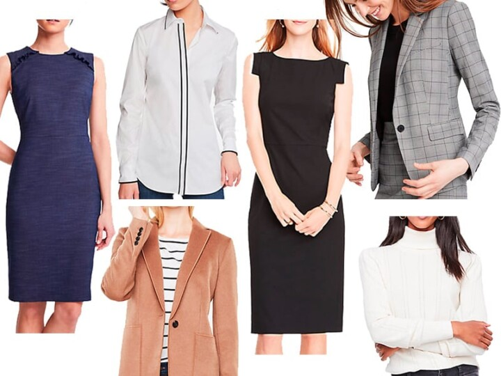 Everything You Need From Ann Taylor for Work
