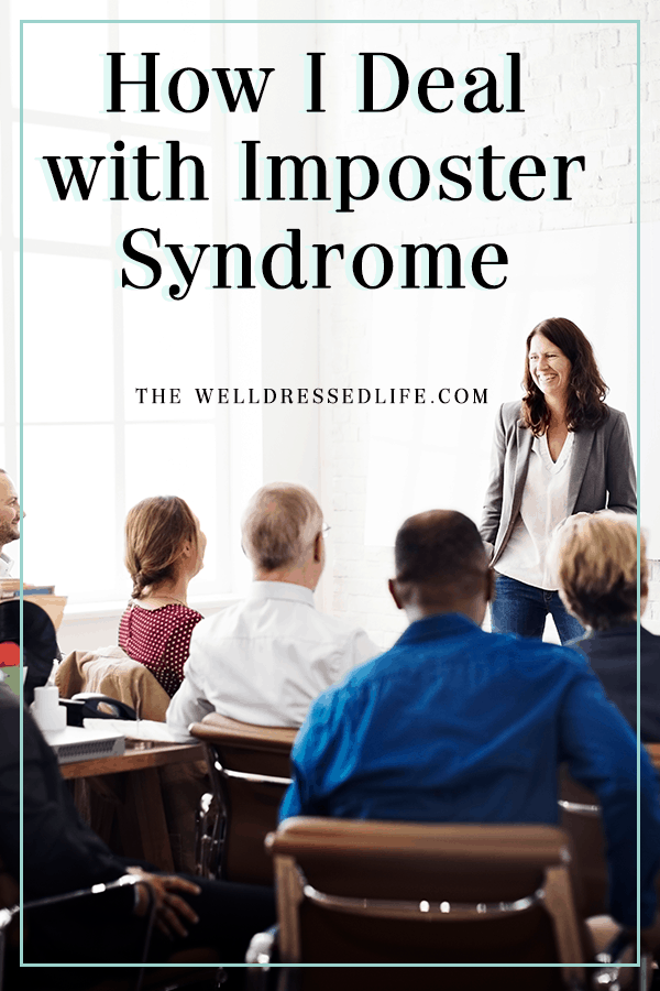 How I Deal with Imposter Syndrome as a Female Leader
