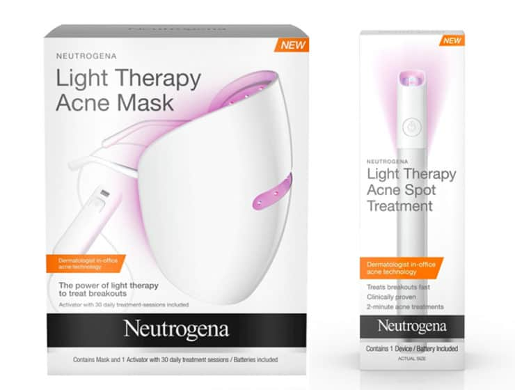 How I Use Light Therapy to Treat Acne