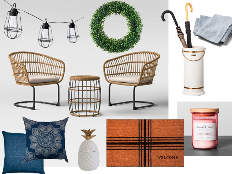 Spring Home Decor Picks at Target - The Well Dressed Life