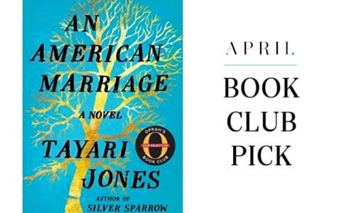 Book Club Pick - April - An American Marriage