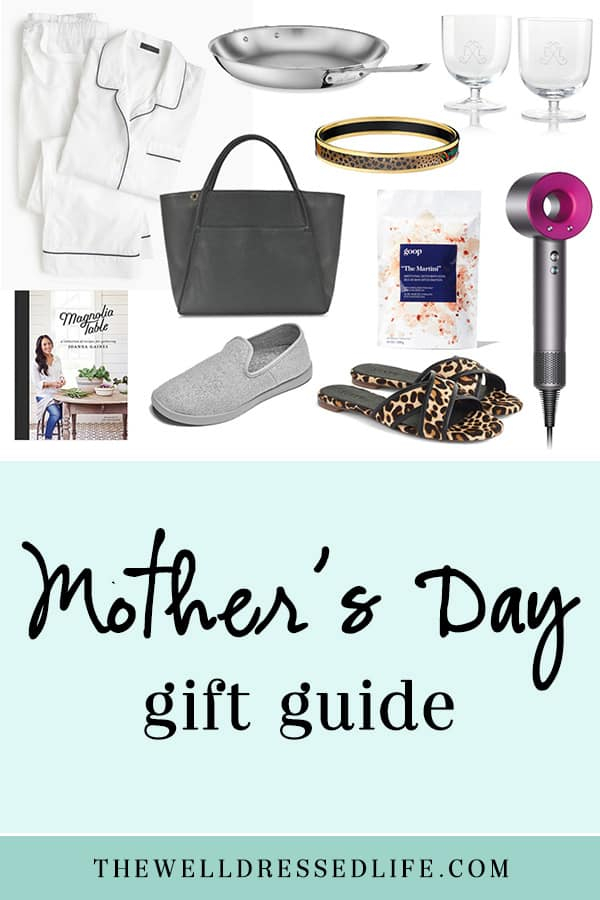 Mother's Day Gift Guide - The Well Dressed Life