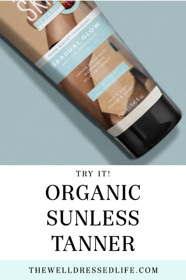 NKD SKN Organic Sunless Tanner - The Well Dressed Life
