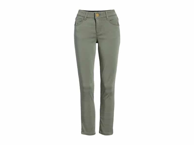 How to Wear Olive Green Pants