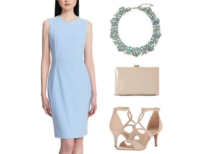 The Perfect Spring Sheath