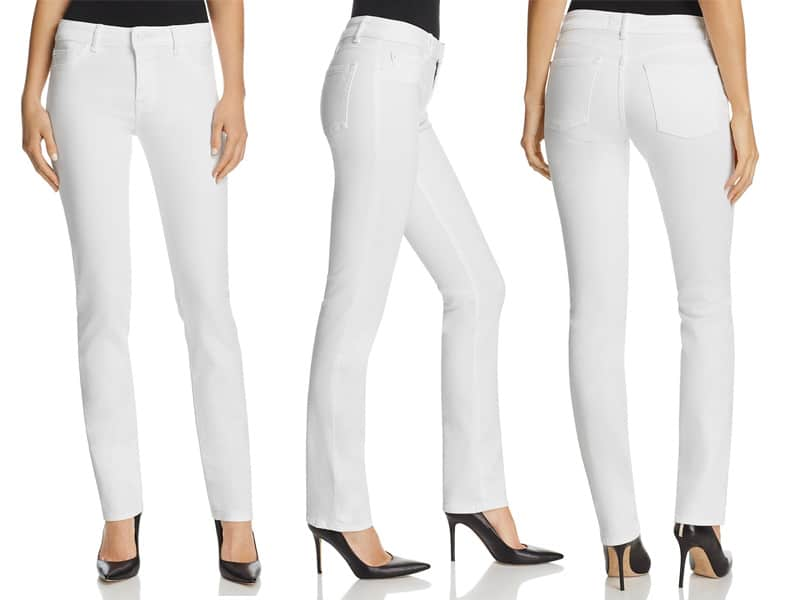 For the Ages: White Jeans