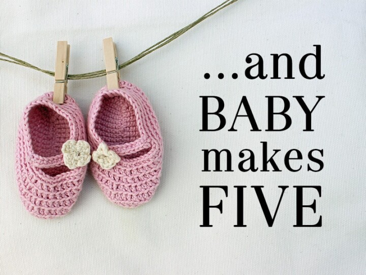 And baby makes Five!