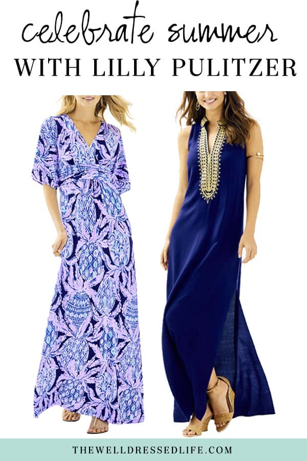 Celebrate Summer with Lilly Pulitzer - The Well Dressed Life
