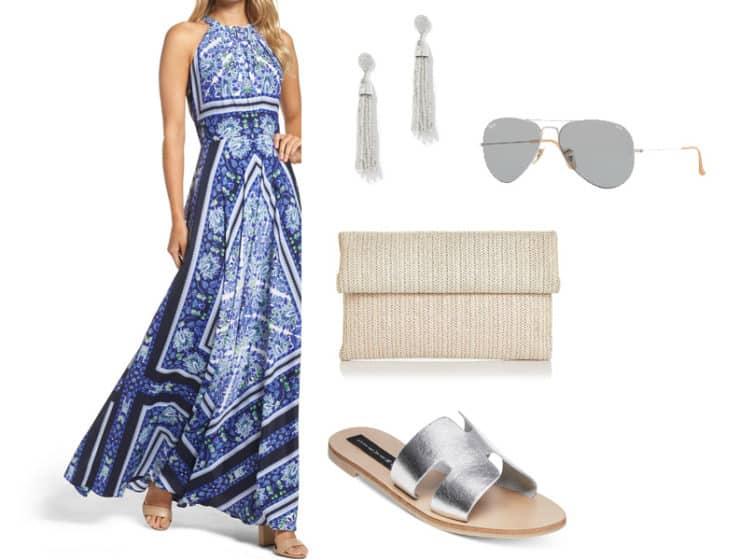 Weekend Inspiration - Easy Breezy Maxi Dress