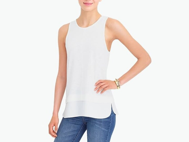 Weekend Inspiration: Great Fitting Updated Tank