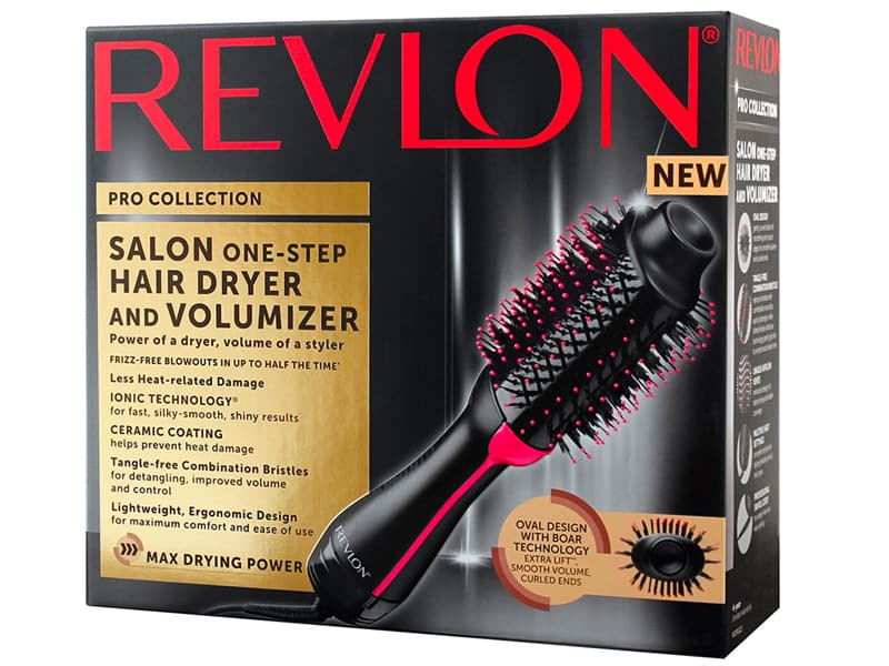 Why We Love Revlon® Oval One-Step Hair Dryer & Volumizing Styler