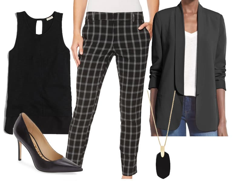 One Pant, Three Ways - Outfit 3