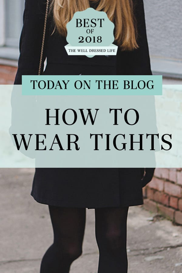 How to Wear Tights