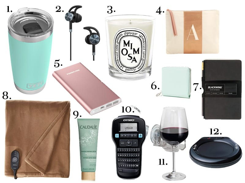 Gift Guide: 12 Gifts for Co-Workers under $50