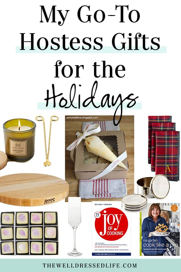 My Go-To Hostess Gifts for the Holidays