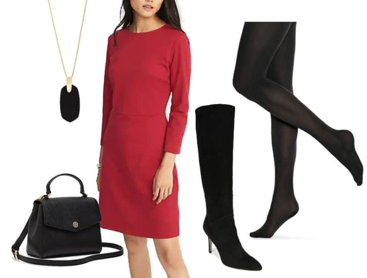 Wear to Work: An Easy $40 Dress