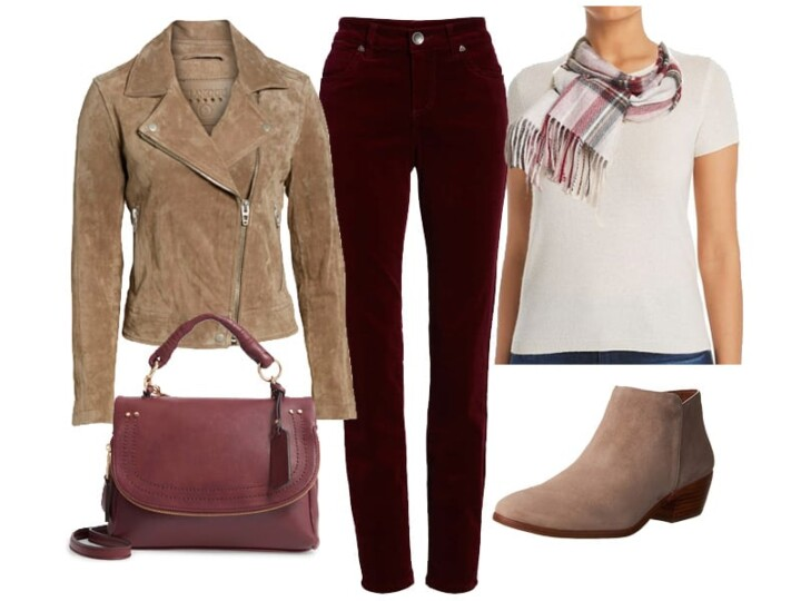 Weekend Outfit Inspiration: Corduroy Pants