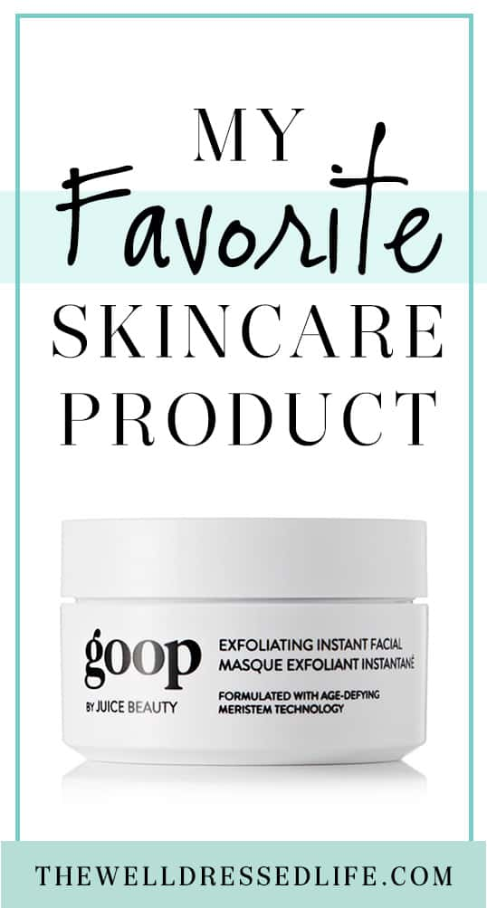 My Favorite Skincare Product and Giveaway!