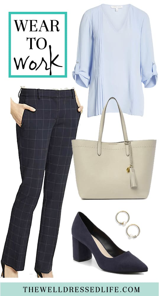 Wear to Work: Perfect Office Blouse