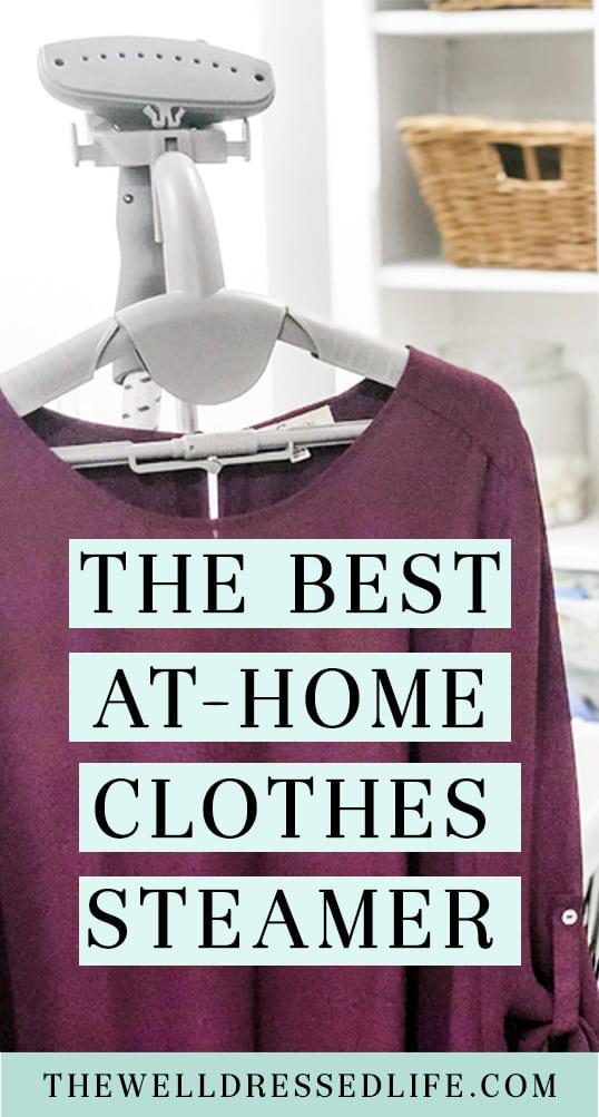 The Best Garment Steamer for Under $100