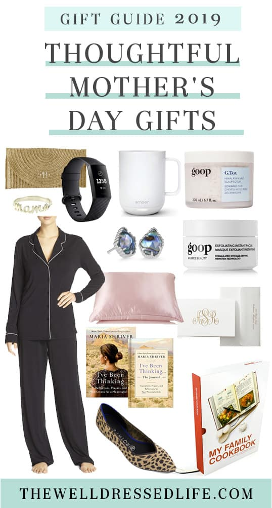 Gift Guide 2019: Thoughtful Mother\'s Day Gifts