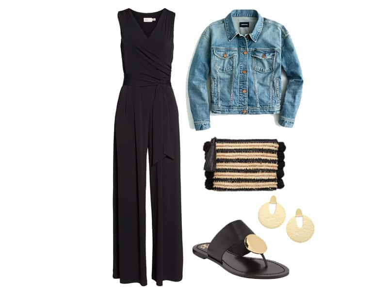 3 Easy Ways to Wear a Jumpsuit