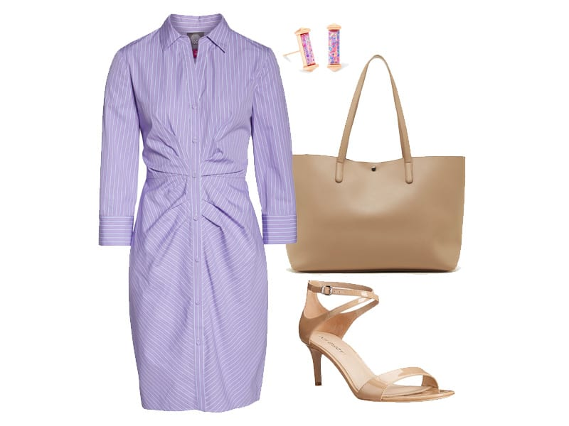 3 Shirt Dresses to Wear to Work This Season