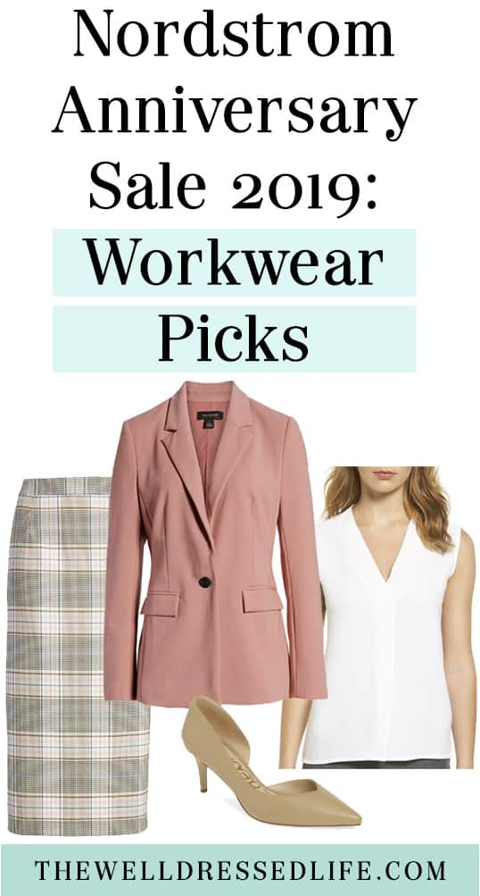 Nordstrom Anniversary Sale 2019: Workwear Picks
