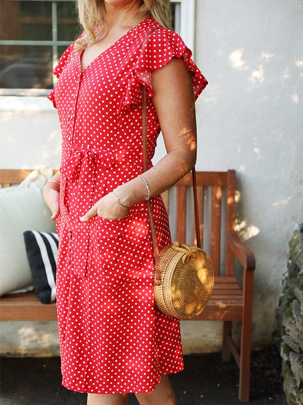 Megan Kristel of The Well Dressed Life