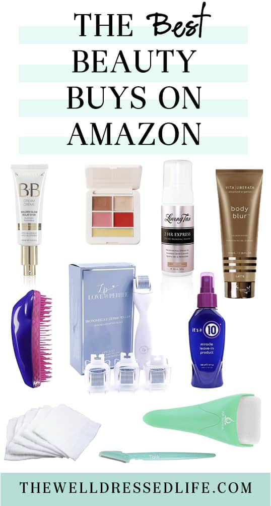 The BEST Beauty Products on Amazon