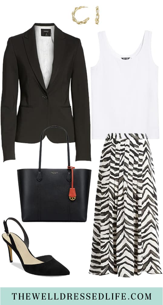 Workwear Wednesday: Playing with Proportions