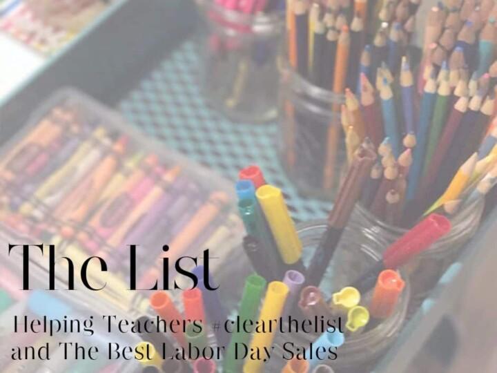 The List: September 2nd, 2019