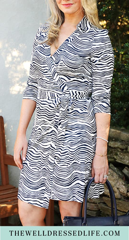 Our Favorite Wrap Dresses for Early Fall