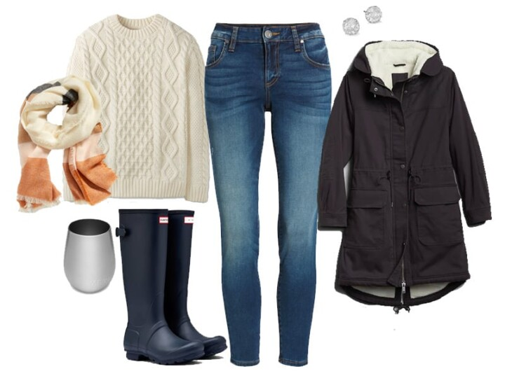 What to Wear on a Chilly Fall Night