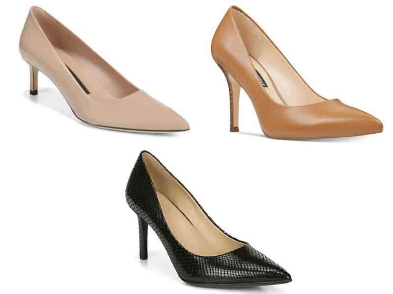 Under $100 Comfortable Heels
