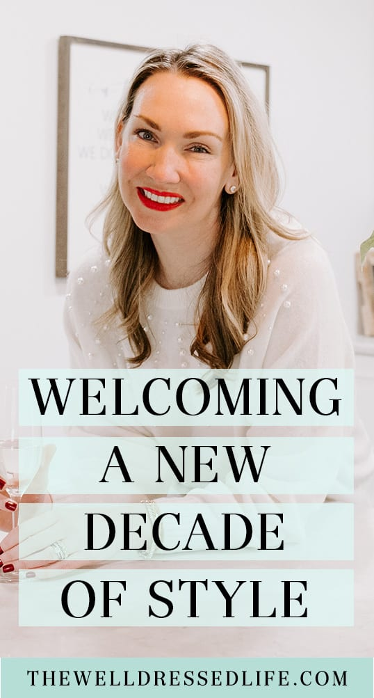 Welcoming a New Decade of Style