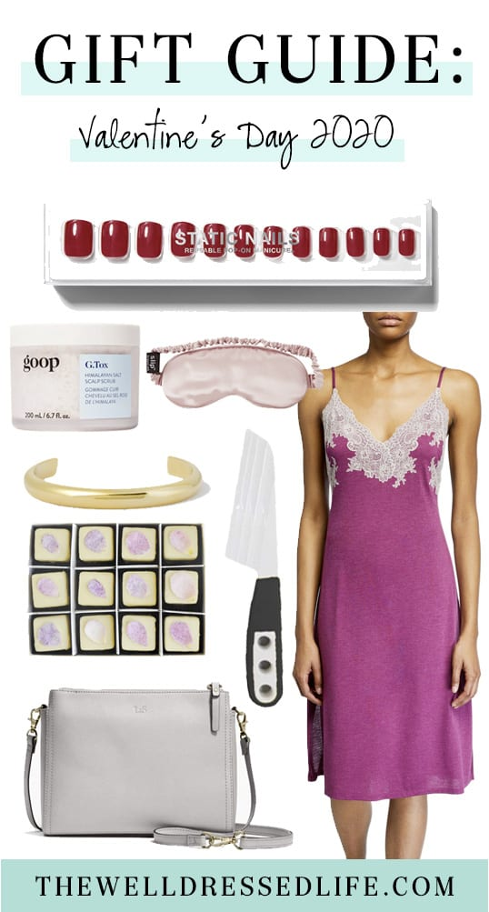 Gift Guide 2020: Valentine\'s Day Gifts