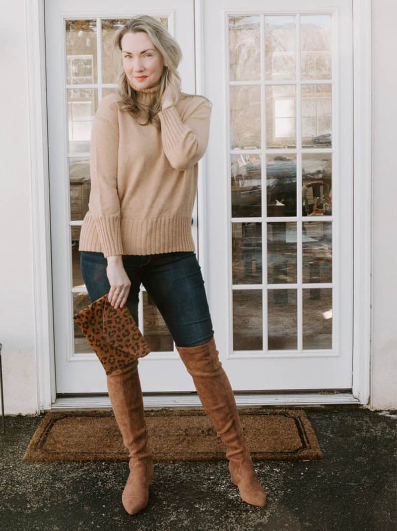 Best Selling Amazon Over the Knee Boots