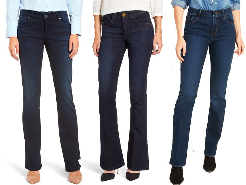 The Best Petite Bootcut Jeans for Women