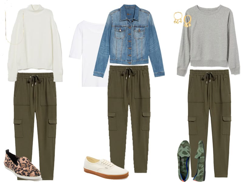 How to Style Joggers for the Weekend