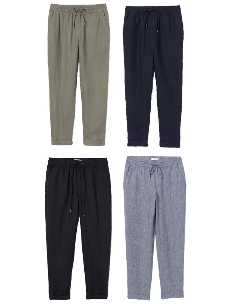 Linen Pants from H&M
