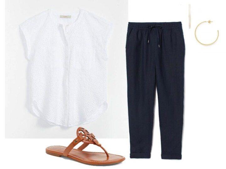 A Lightweight Pant Alternative To Shorts