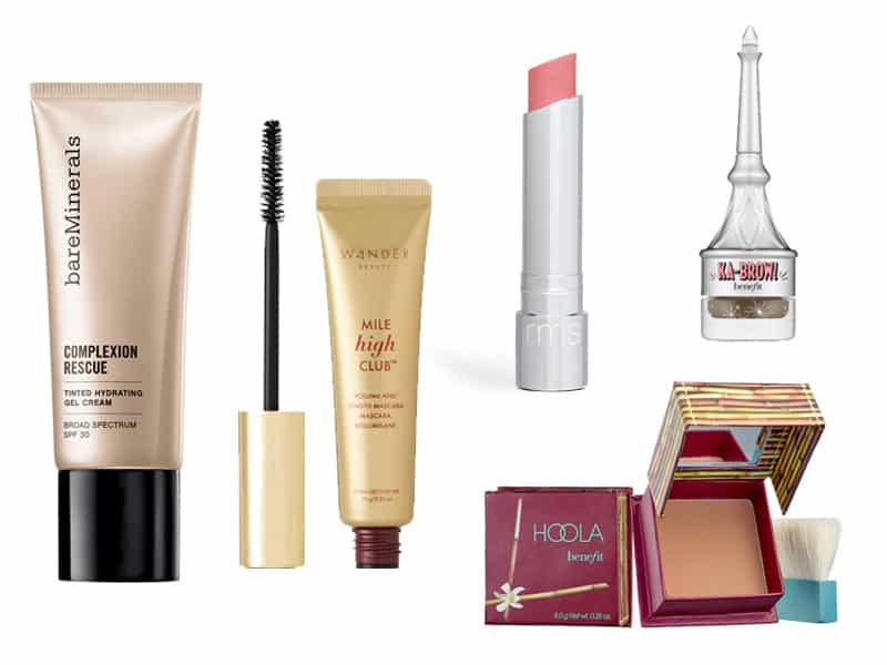 5 Products for a 5 Minute Face