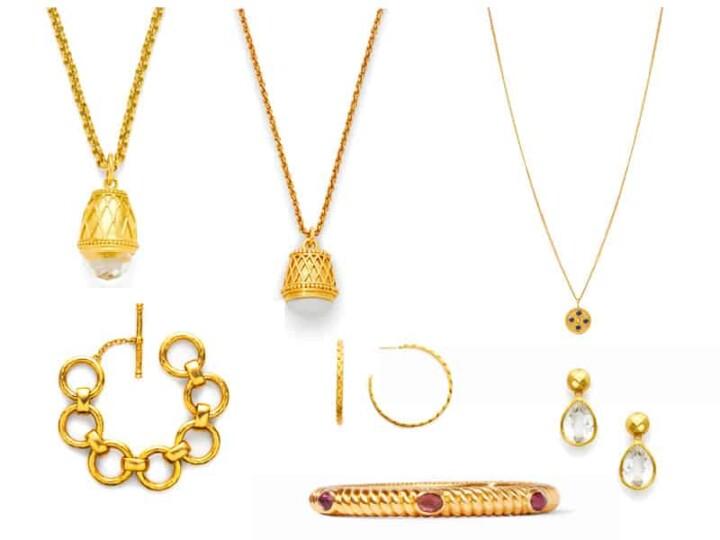 Julie Vos Necklaces