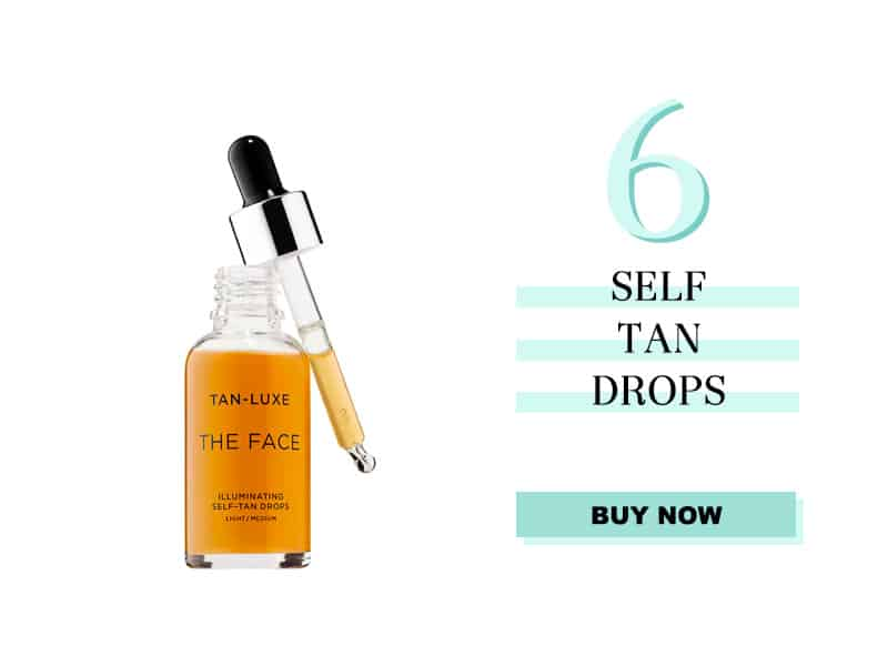 Self Tan drops